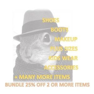 25% off 2 items!